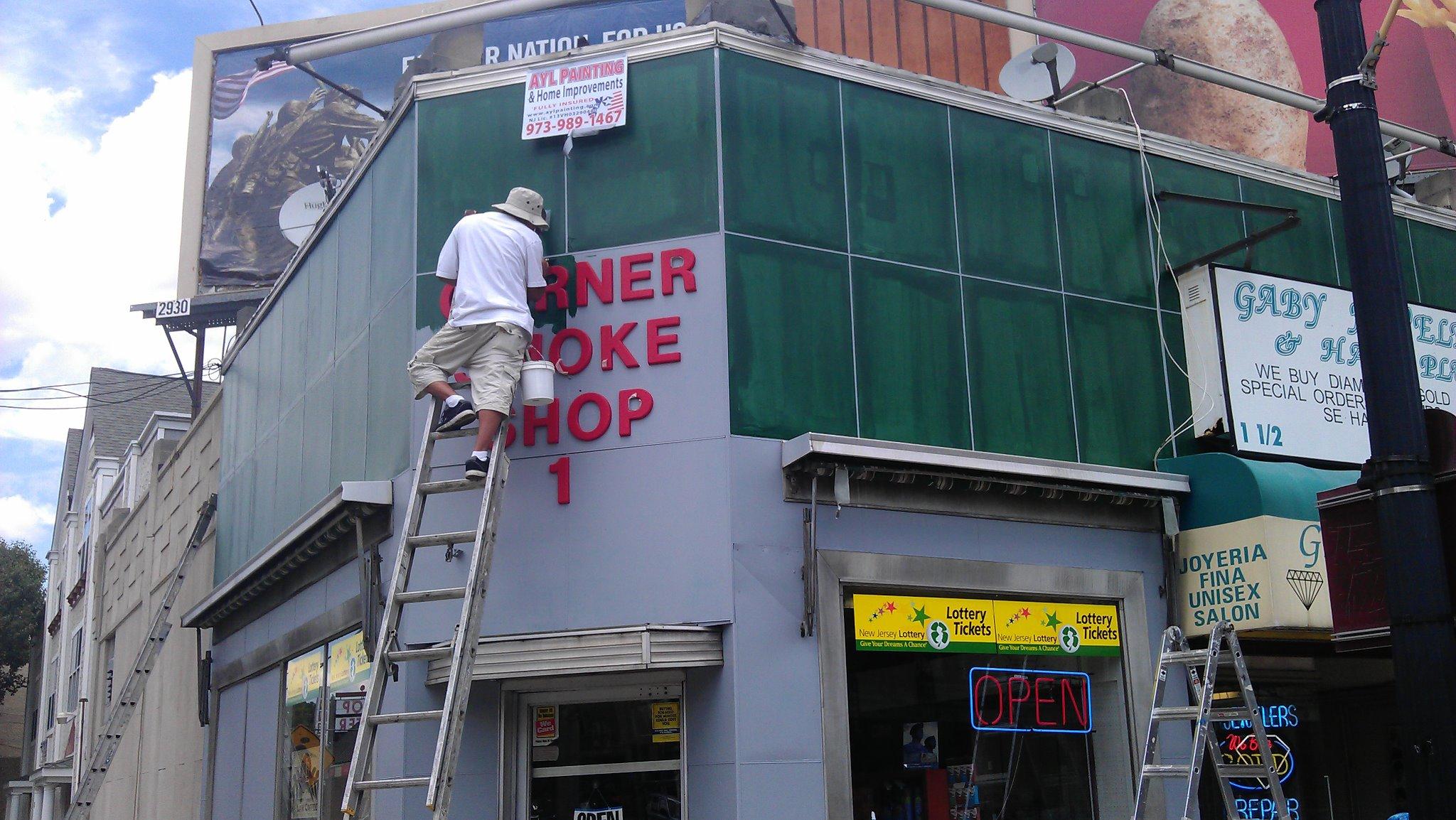 Commercial Painters Morris County NJ