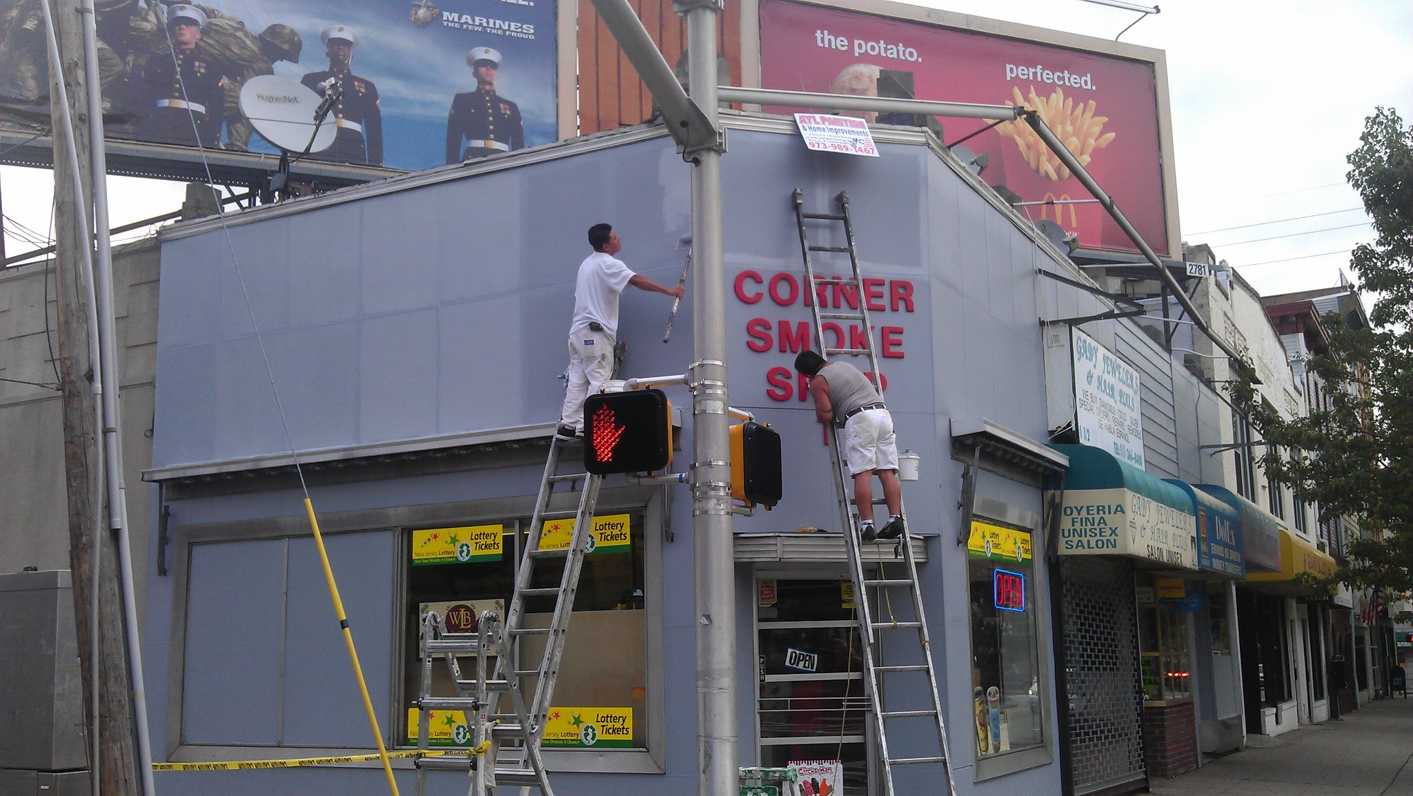 Commercial Painters Morris County New Jersey