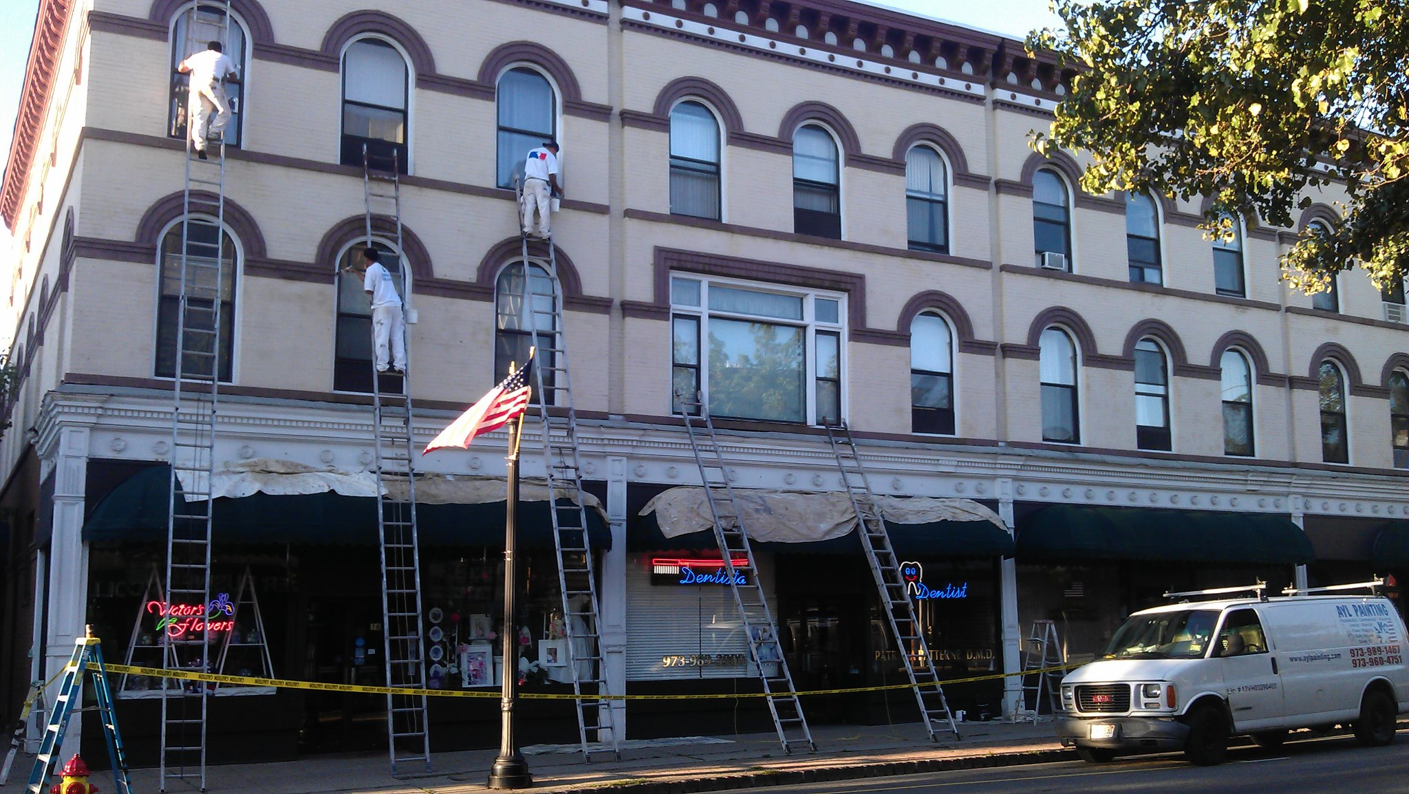 Commercial Painting Morris County NJ