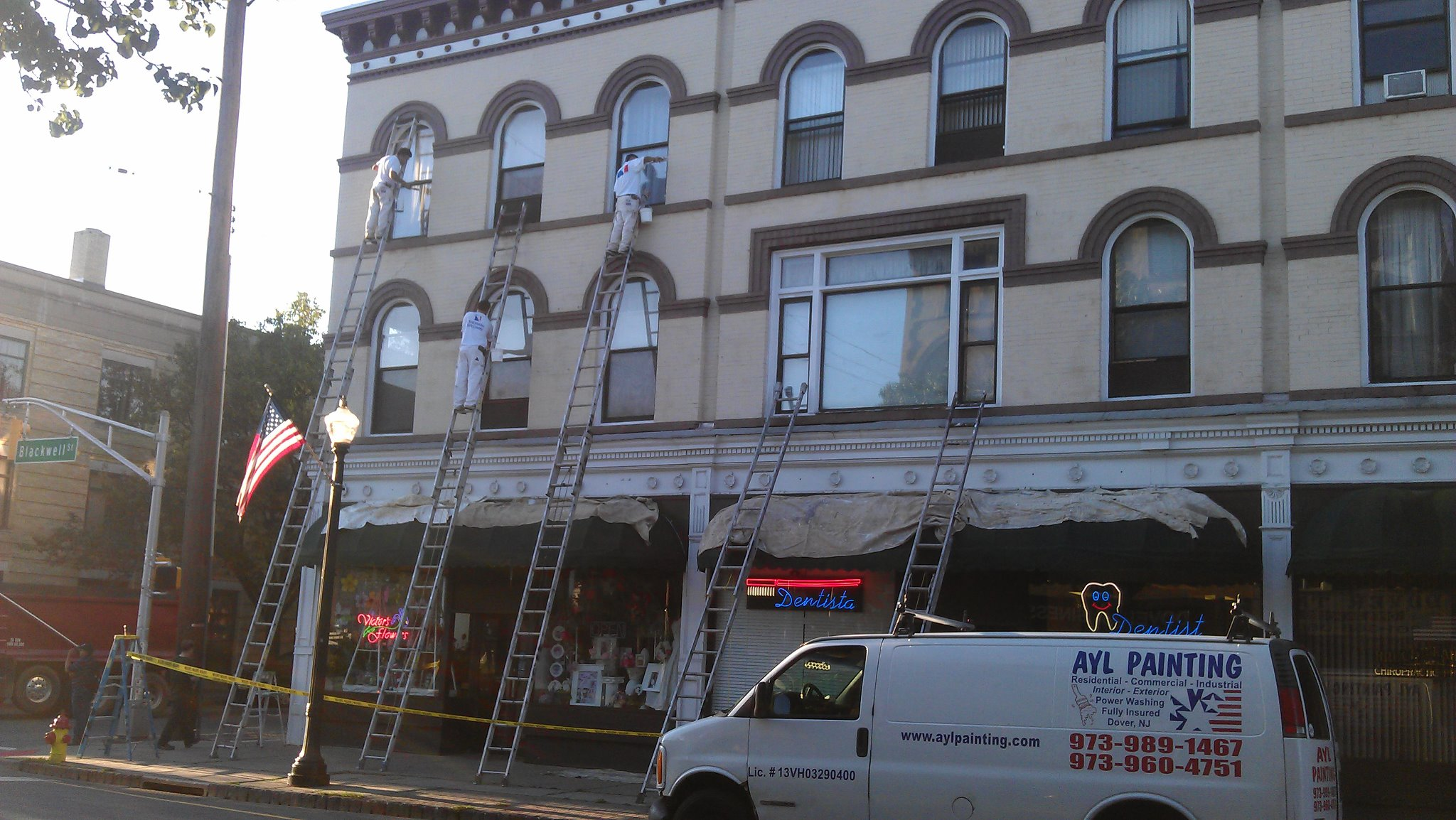 Painters Dover New Jersey