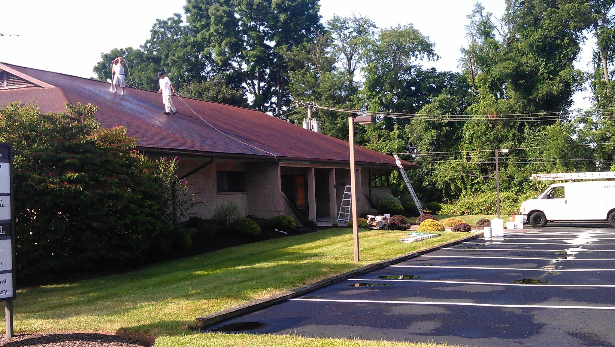 Power Washing Morris County NJ