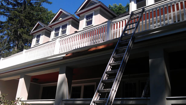 Deck Power Washing Morris County New Jersey
